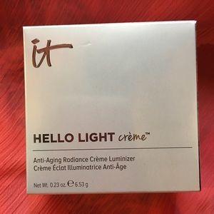 IT Cosmetics Hello Light Crème Luminizer